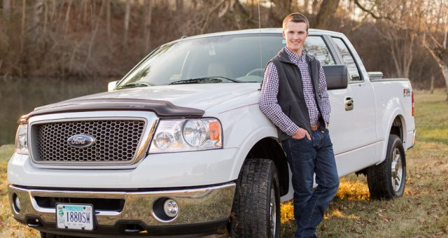 Hunter 2017 | Turner Ashby High School | Bridgewater, Virginia