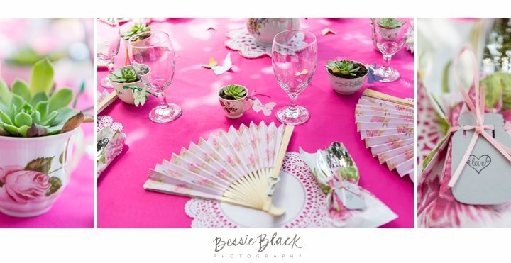 Blair's Garden Party Bridal Luncheon