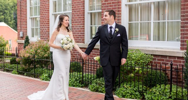 Emily & Scott's Elegant Staunton Wedding