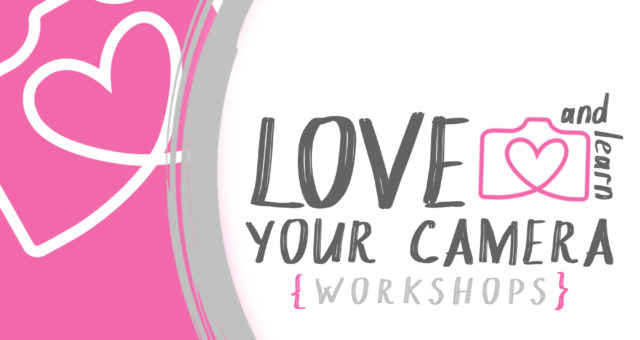 Love {and learn} Your Camera Workshops {Bridgewater Virginia}
