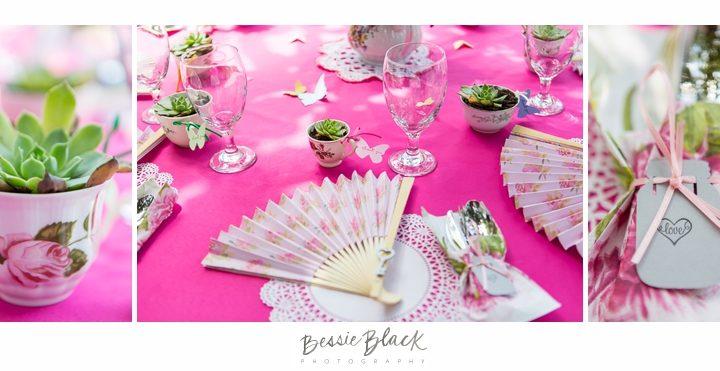 Blair's Garden Party Bridal Luncheon